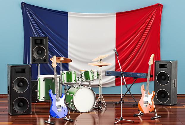 La chanson francaise et la richesse culturelle